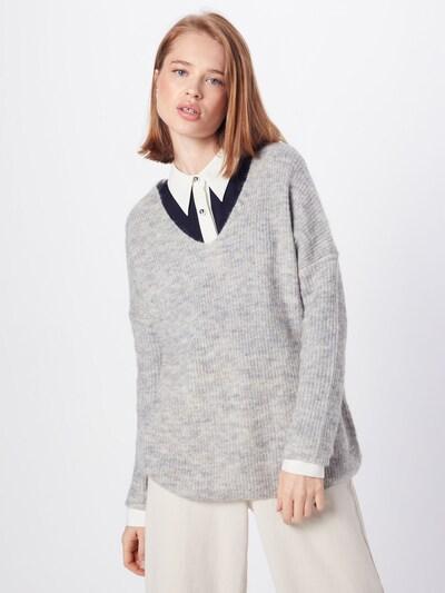 ONLY Sweter w kolorze szarym, Podgląd na modelu(-ce)