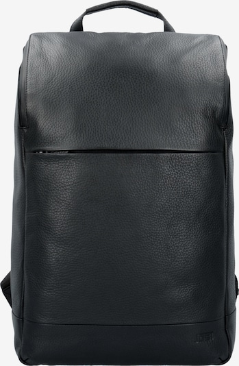 JOST Rucksack 'Stockholm' in schwarz, Produktansicht
