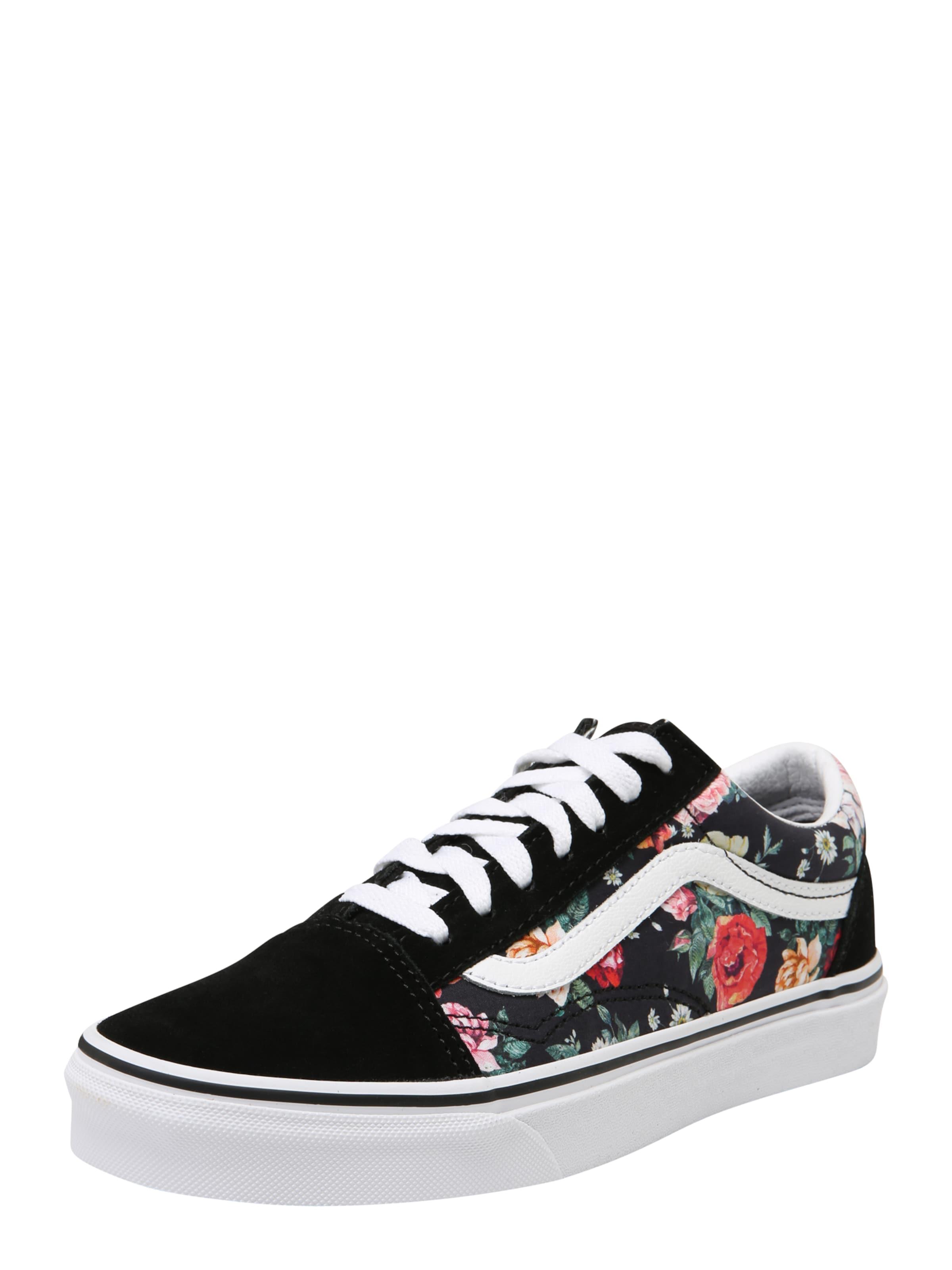 Old In Sneaker Vans Skool' 'ua SchwarzWeiß BxreoWQdC