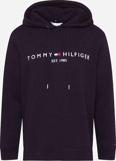 Tommy Hilfiger Curve Hoodie in schwarz / weiß, Produktansicht
