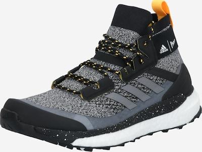 ADIDAS PERFORMANCE Sportschoen 'Free Hiker Parley' in de kleur Grijs gemêleerd / Zwart, Productweergave