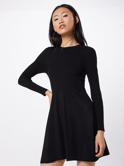 ONLY Dress 'ALMA' in black, View model