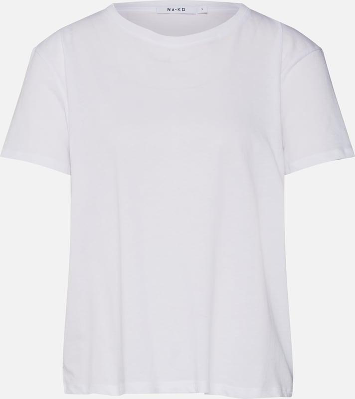 Na kd En shirt T Oversize Blanc 1FJcTlK