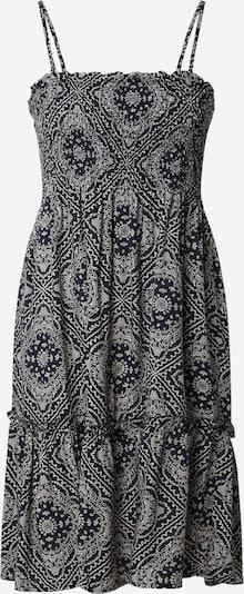 JACQUELINE de YONG Kleid 'STARR' in dunkelblau / weiß, Produktansicht