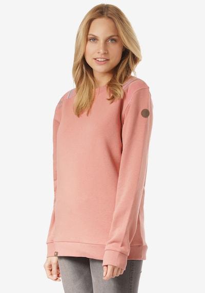 Lakeville Mountain Sweatshirt 'Luvua Ethno' in pastellpink, Produktansicht