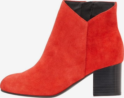 Bianco Ankle Boots in cranberry: Frontalansicht