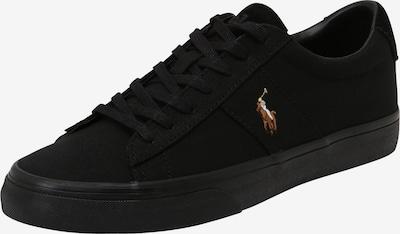 POLO RALPH LAUREN Sneaker 'SAYER' in schwarz, Produktansicht