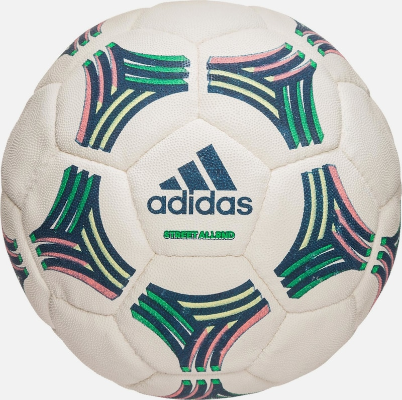 ADIDAS PERFORMANCE Trainingsball in grün / rosé / weiß, Produktansicht
