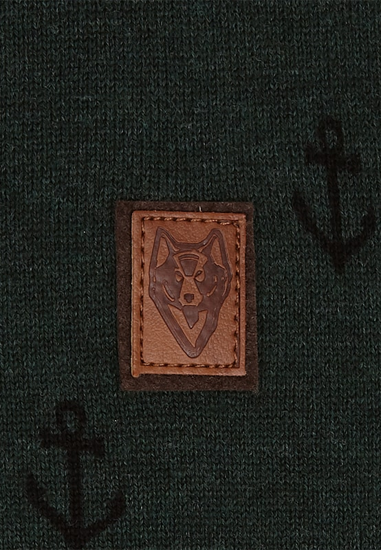 naketano Knit 'Guck auf meine Hoden II'