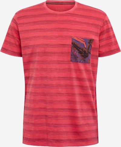 ESPRIT Majica 'MLA-050EE2K302' | rdeča barva, Prikaz izdelka