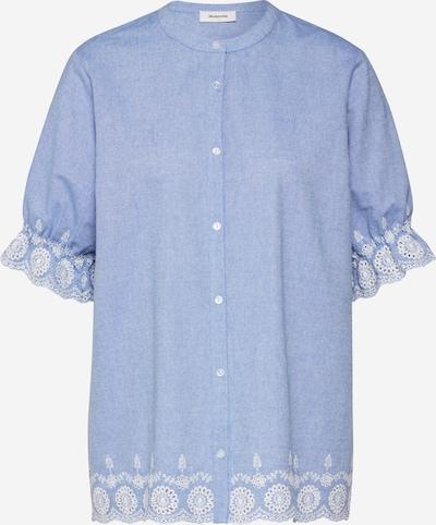 modström Shirt 'Craig shirt' in blau, Produktansicht