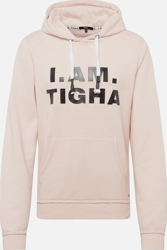 En Sweat shirt Tigha RoseNoir 'champa' kuwTOXZiP