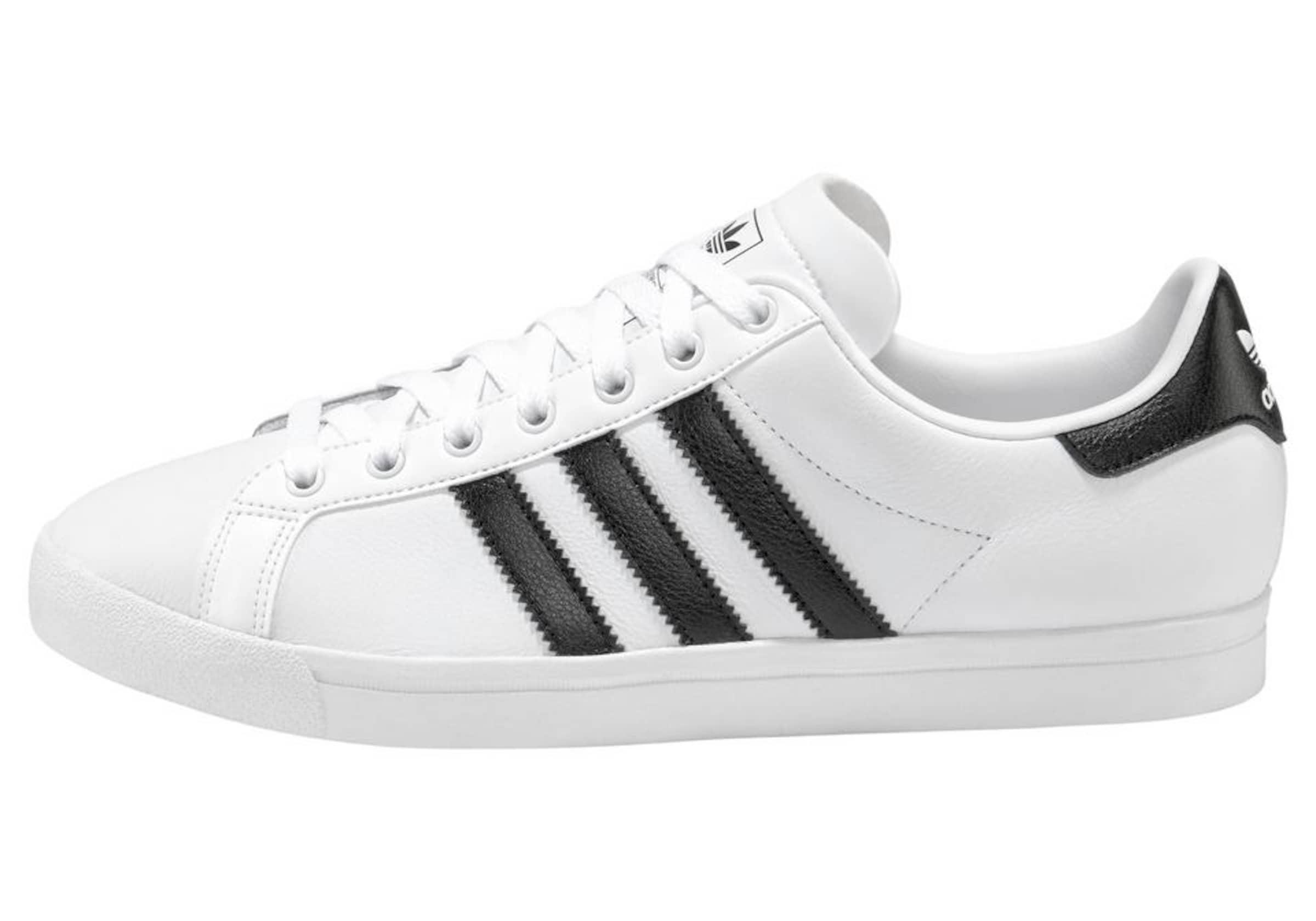 Originals SchwarzWeiß Adidas Star' 'coast In Schuh F3lTKc1J