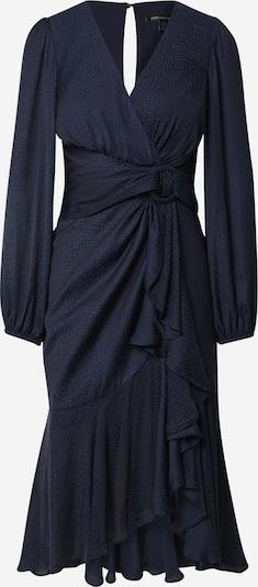 Forever New Robe d'été 'Lilian Balloon Sleeve' en bleu marine, Vue avec produit