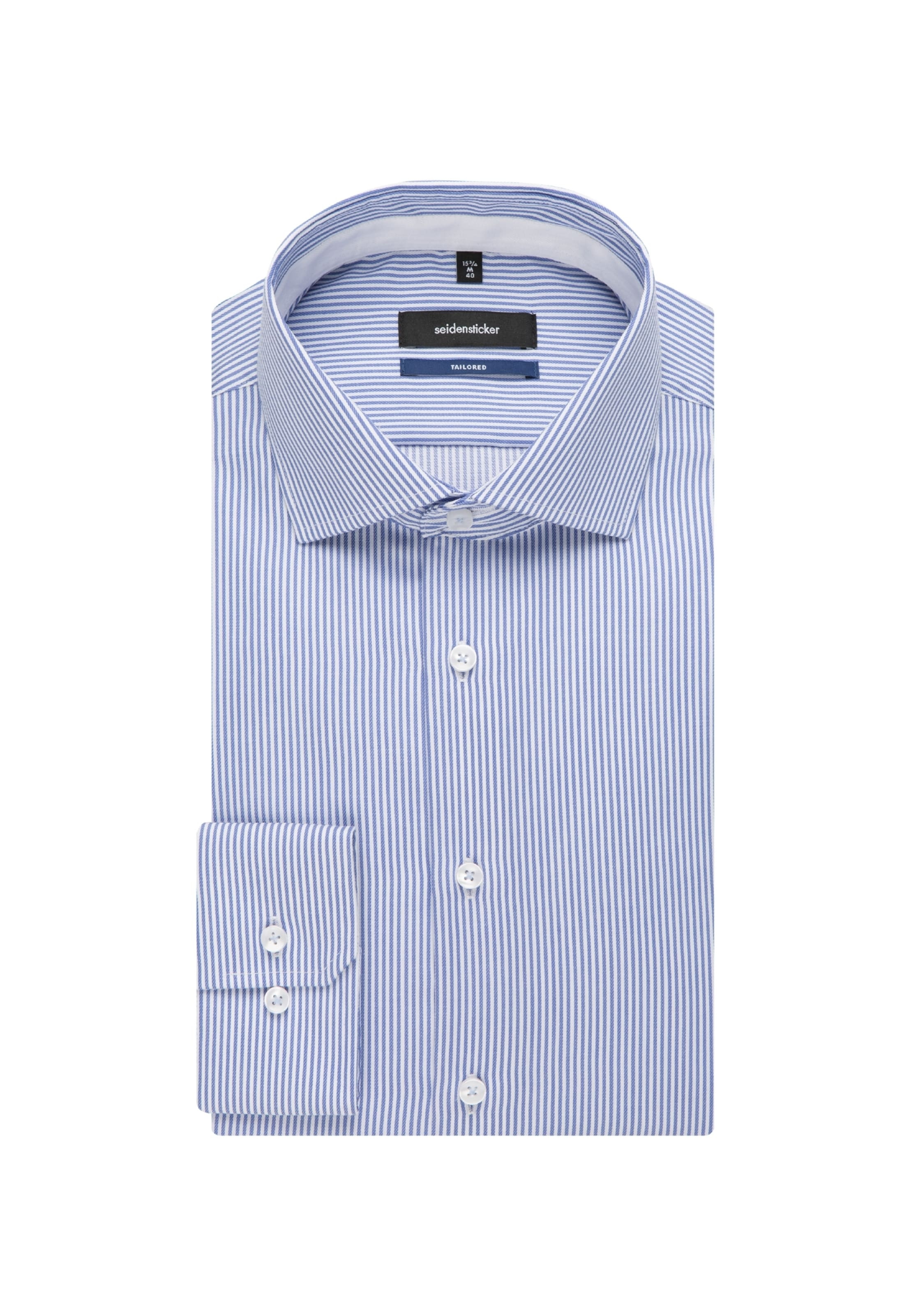 Blau Business Hemd Tailored In Seidensticker ' xeWCdrBo