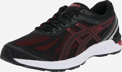 ASICS Skriešanas apavi 'GEL-Sileo' pieejami tumši sarkans / melns, Preces skats