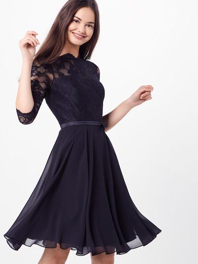 mascara Kleid in schwarz: Frontalansicht