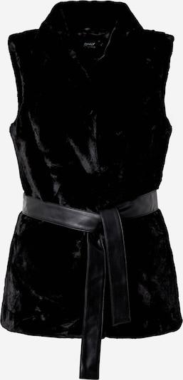 ONLY Brezrokavnik | črna barva, Prikaz izdelka