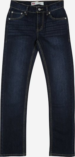 LEVI'S Jeans '511 Slim Fit' in black denim, Produktansicht