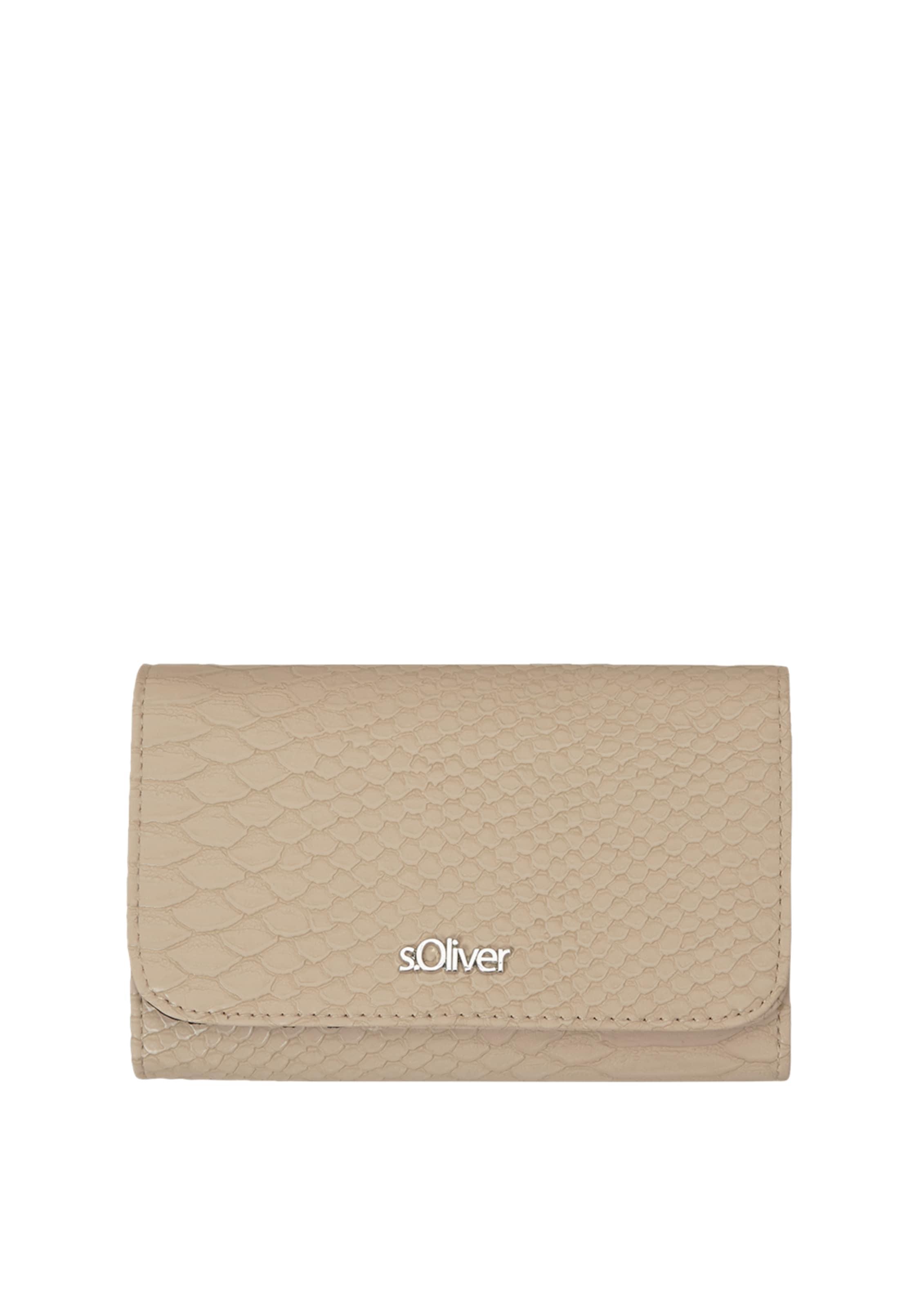 Hellbeige Label oliver Red S Wallet In sQtrhd