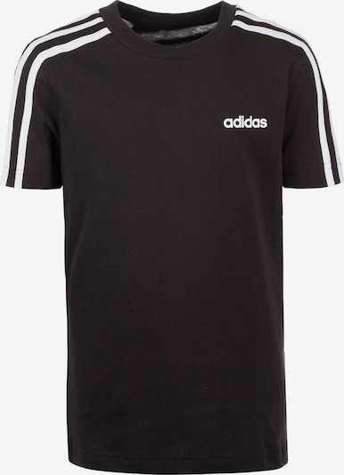 ADIDAS PERFORMANCE Trainingsshirt 'Essential' in schwarz / weiß, Produktansicht