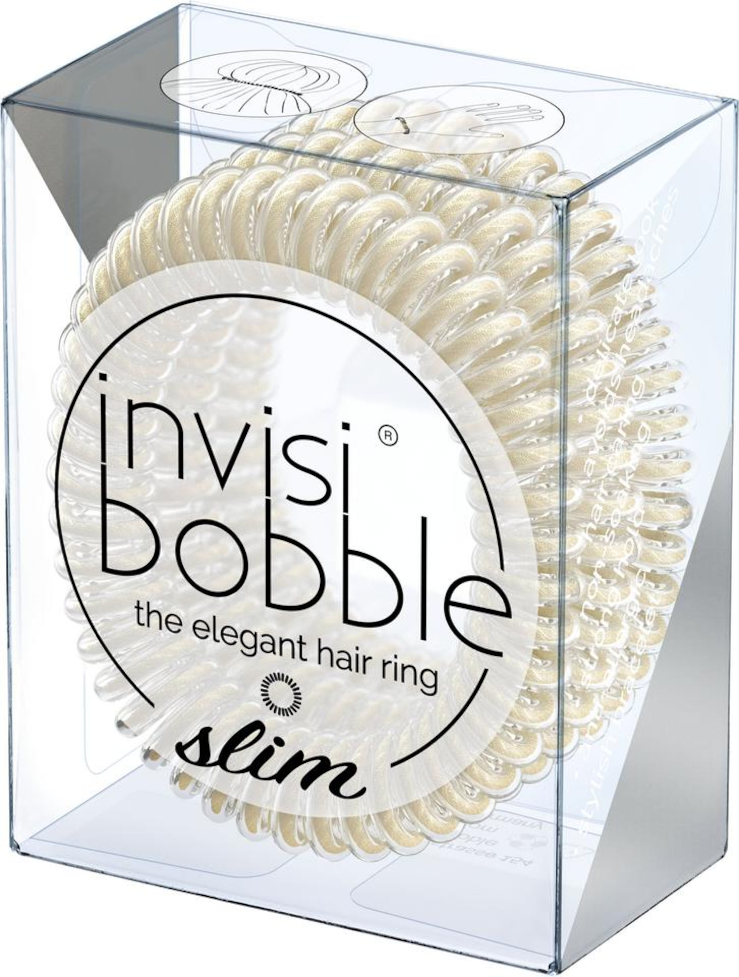 Haargummi Haargummi 'slim' In Haargummi Mischfarben 'slim' Invisibobble In Mischfarben Invisibobble Invisibobble In 'slim' gyfvYb76