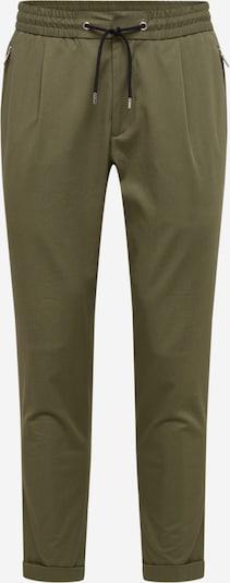Kelnės iš The Kooples , spalva - rusvai žalia, Prekių apžvalga