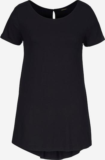LASCANA Majica | črna barva, Prikaz izdelka