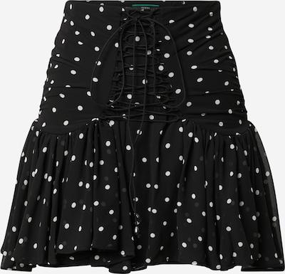 GUESS Sukně 'Lubia' - černá / bílá, Produkt