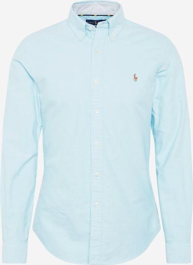 Camicia business 'SL BD PPC SP' POLO RALPH LAUREN di colore blu chiaro, Visualizzazione prodotti