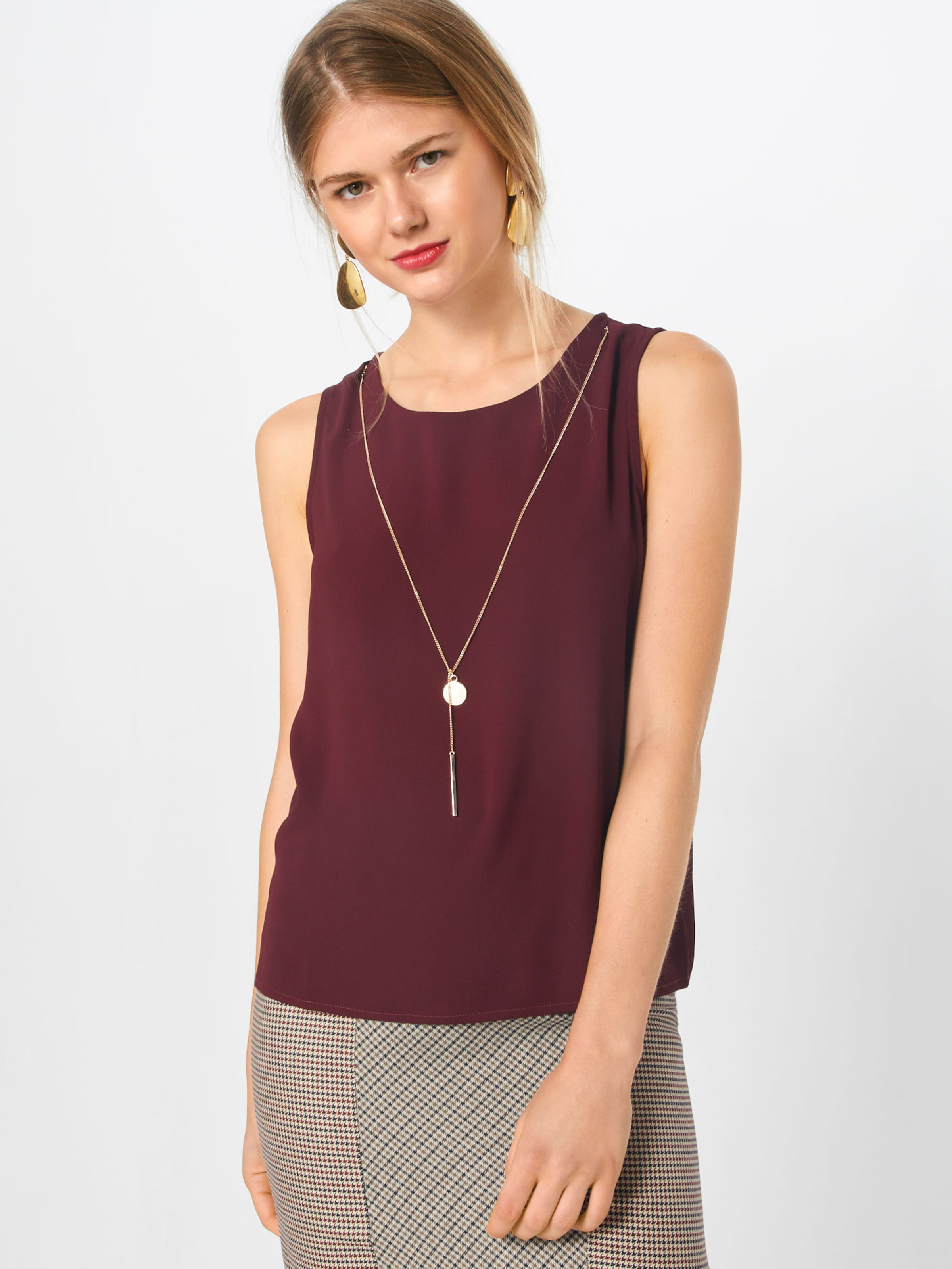 About You In Bordeaux Top 'cassandra' QhrdCts