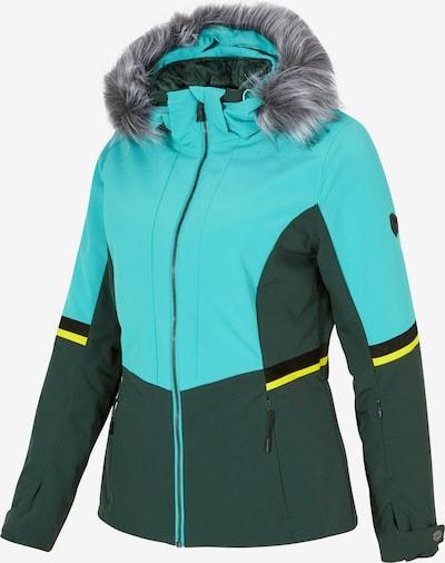 ZIENER Sportska jakna 'Toyah' u tirkiz, Pregled proizvoda