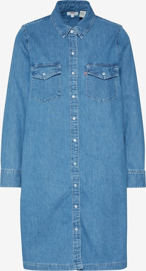 LEVI'S Kleid 'SELMA DRESS' in blue denim, Produktansicht
