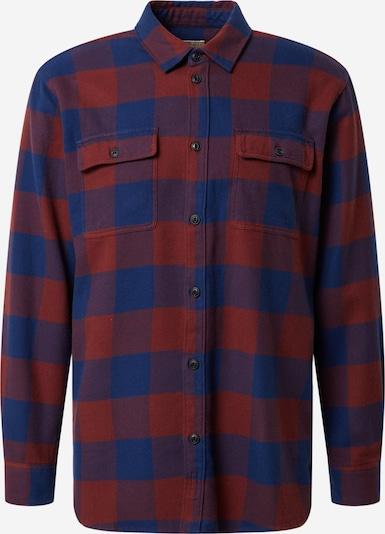 Nudie Jeans Co Paita 'Gabriel Buffalo Check' värissä laivastonsininen / punainen, Tuotenäkymä