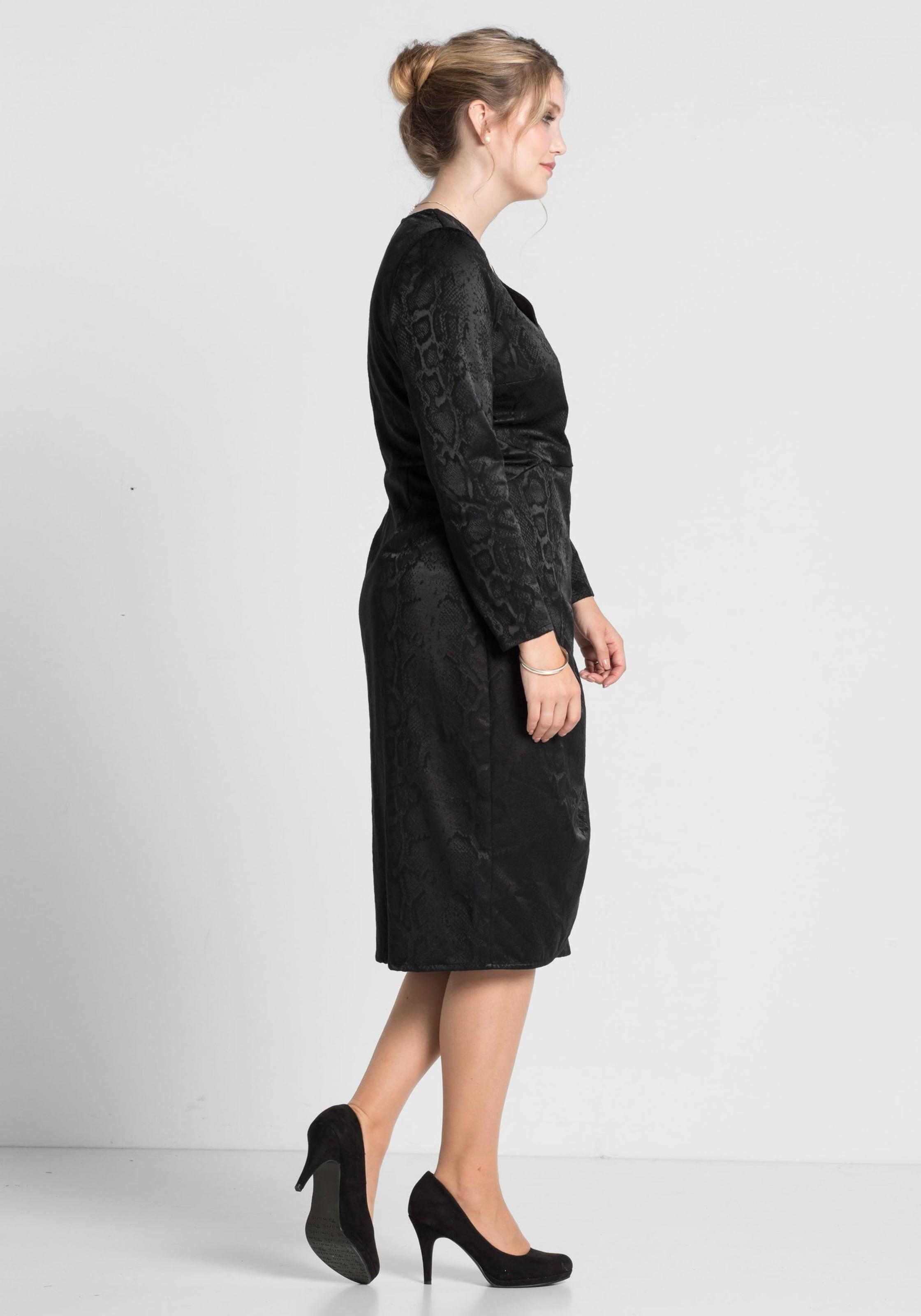 Freies Verschiffen Online-Shopping Anna Scholz for Sheego Abendkleid Billig Rabatt Authentisch 6m6W7vIk