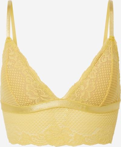 Underprotection Bralette in gelb, Produktansicht