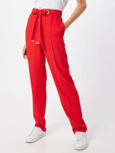 Chino stiliaus kelnės 'Hilika' iš HUGO , spalva - raudona, Modelio vaizdas