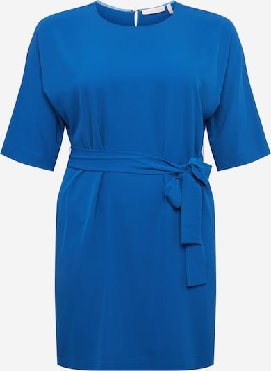 Guido Maria Kretschmer Curvy Collection Jurk 'Madita' in de kleur Royal blue/koningsblauw, Productweergave