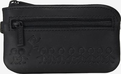 OXMOX Schlüsseletui in schwarz, Produktansicht