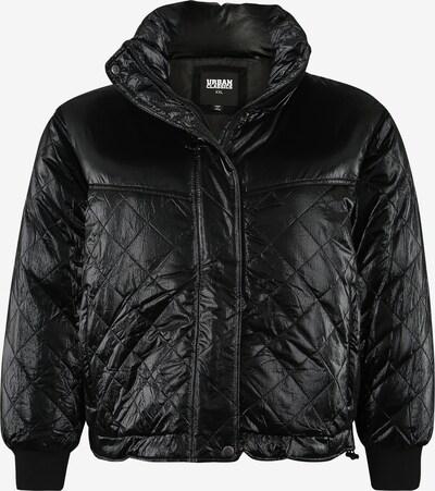 Urban Classics Curvy Zimná bunda 'Diamond' - čierna, Produkt