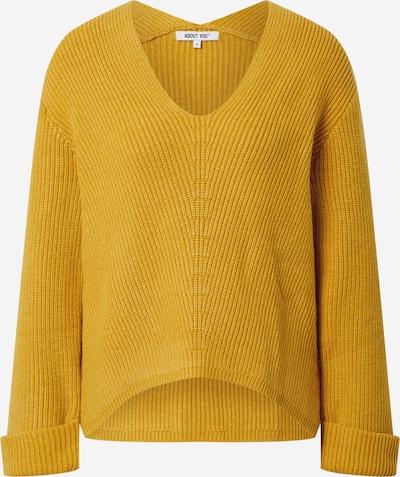 ABOUT YOU Pullover 'Tamara' in senf / orange, Produktansicht