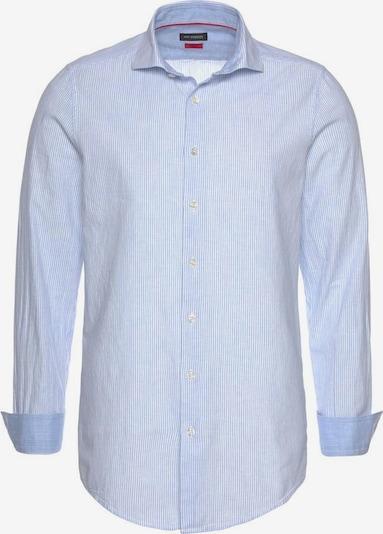 ROY ROBSON Langarmhemd in blau, Produktansicht