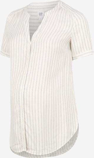 GAP Bluse in blau / weiß, Produktansicht