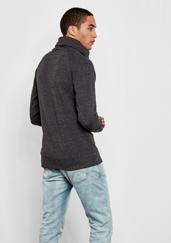Q/S designed by Sweater mit Turtleneck