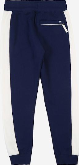 kék Nike Sportswear Nadrág: Hátulnézet