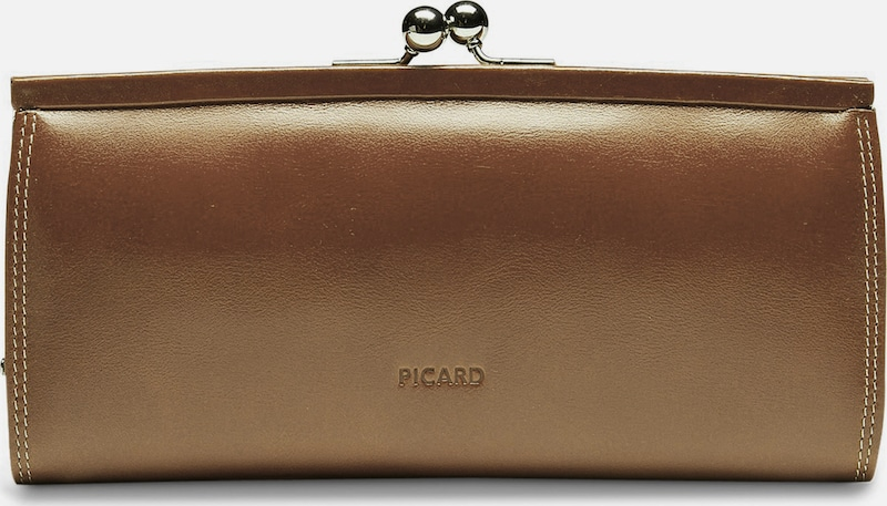 Picard Porto Geldbörse Leder 20 cm