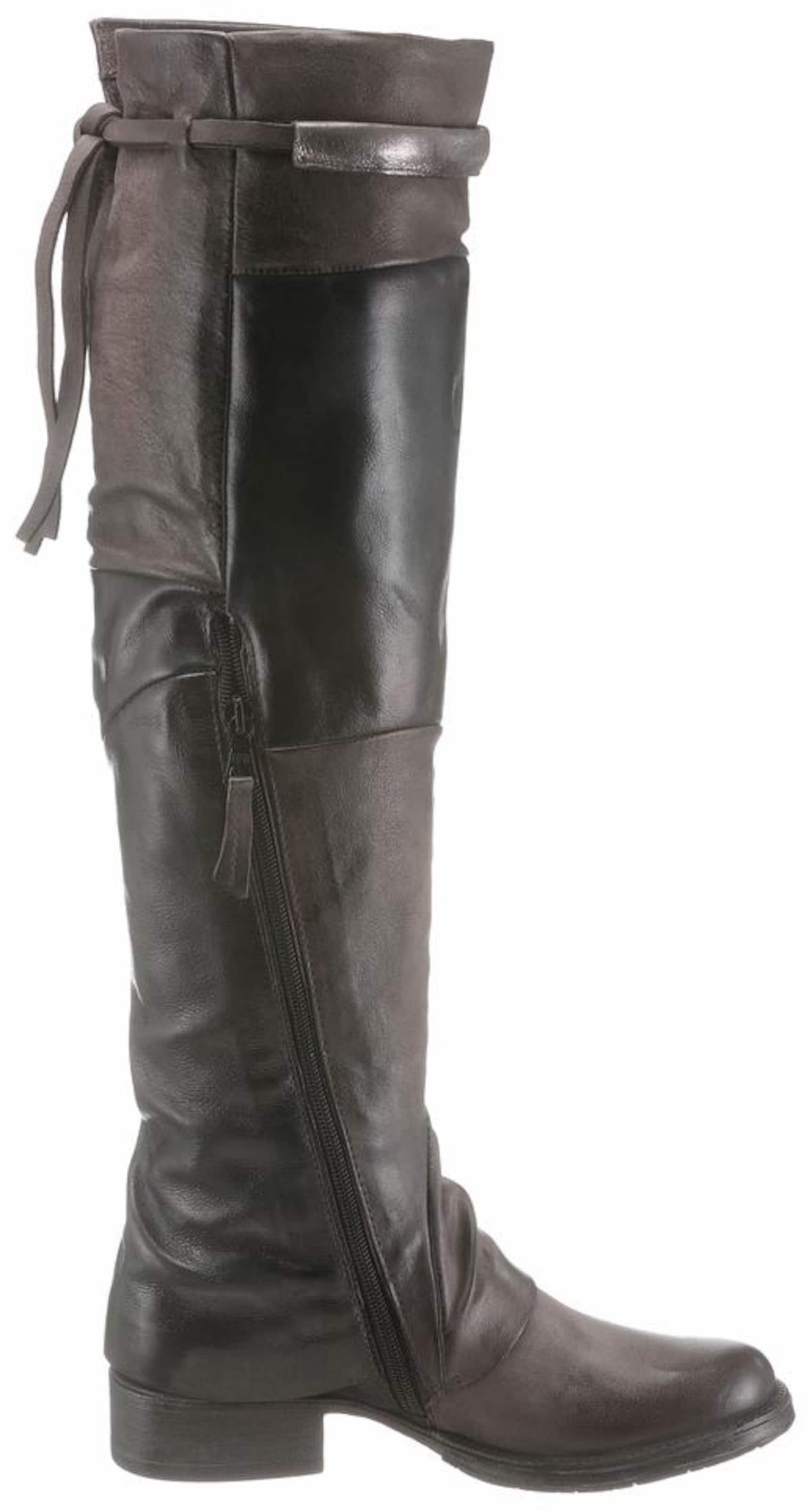 MJUS MJUS MJUS Overkneestiefel Leder Billige Herren- und Damenschuhe 334f26
