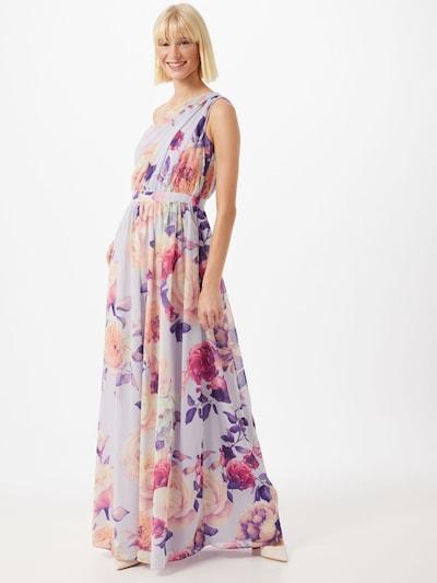 Chi Chi London Společenské šaty 'Emika' - fialová / mix barev, Model/ka