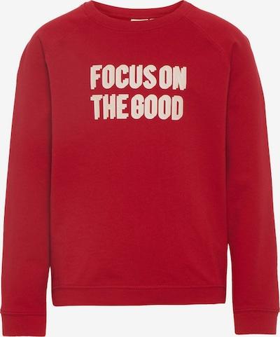 NAME IT Sweatshirt in rot, Produktansicht