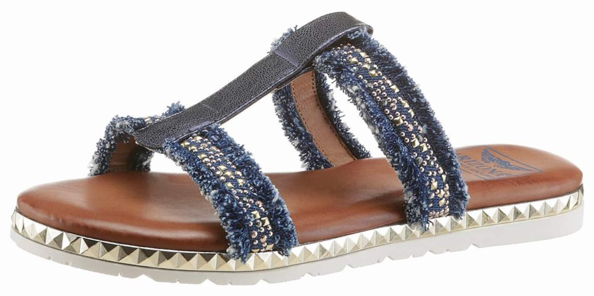 Haltbare Mode billige Schuhe ARIZONA | Pantolette Schuhe Gut getragene Schuhe